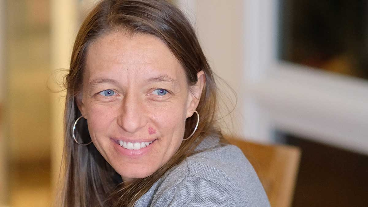 Michelle Johannes '93, Research Physicist