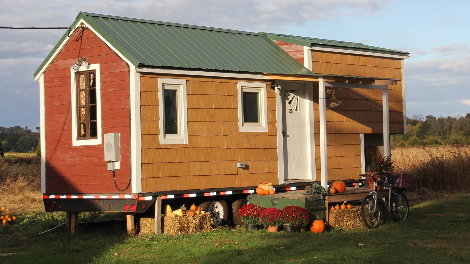 A Tiny House Trilogy Mount Holyoke College
