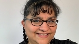 Claudia Fox Tree, M.Ed, is an educator and social justice activist who will present a panel at Mount Holyoke for Indigenous Peoples' Day.