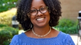 Kaneka Turner MAT '15 cofounded Black Women Rock Math to connect with, network with and celebrate Black women teaching math.