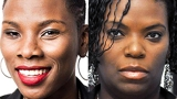Writer and activist Luvvie Ajayi and Mount Holyoke's Kimberly Juanita Brown will each be speaking on Feb. 22.