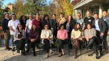 The New England Consortium for Latina/o Studies, at their fall 2017 meeting at Mount Holyoke College, gathers twice a year for teaching, collaboration and leadership development.