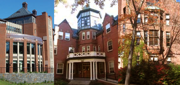 Mount Holyoke dorms
