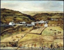 Buckland, Massachusetts, birthplace of Mount Holyoke College founder, Mary Lyon
