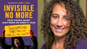 "Activist Andrea J. Ritchie will speak at Mount Holyoke about her new book, ""Invisible No More: Police Violence Against Black Women and Women of Color."""