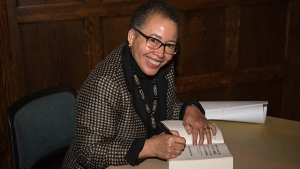 Bestselling author Beverly Daniel Tatum will give a public talk about intergroup dialogue on June 8 at 7 p.m. in Hooker Auditorium. She is a former professor, dean and acting president of Mount Holyoke.