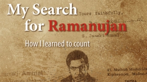 """My Search for Ramanujan: How I Learned to Count"" by Ken Ono"