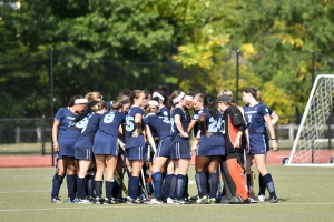 Mount Holyoke field hockey 2017