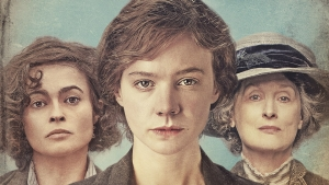 """Poster for film """"Suffragette."""" Photo courtesy of Focus Features."""