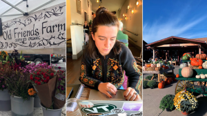 Amherst Farmers Market, the Roost in Northampton, and Atkins Farms Country Market in Amherst