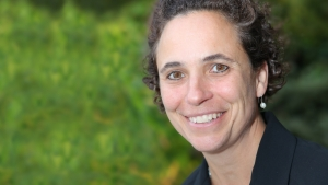 Diana Wells of Ashoka will speak at Mount Holyoke College's Global Challenges Conference on Feb. 16, 2018.