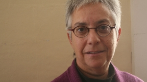 This is a photograph of Gail Hornstein