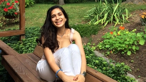Mount Holyoke's Shakti Program changed the course of her life, says Samyukta Jadeja '21.