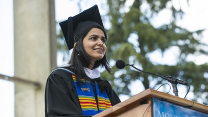 Photo of Areeba Kamal '16