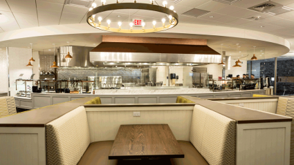 Dining Centers | Mount Holyoke College