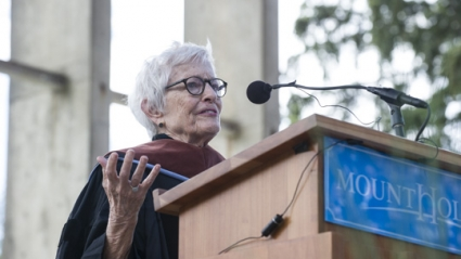 Photo of Joan Jonas