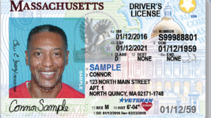 Massachusetts ID and Driver's License | Mount Holyoke College