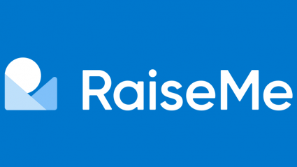 Graphic of the logo for RaiseMe