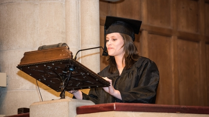 Photo of Alicia Winokur '16