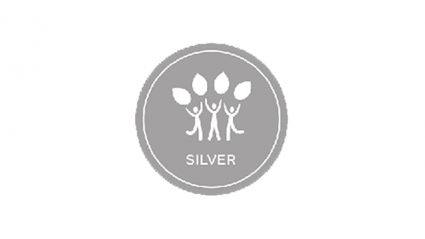 Green workplace silver medal