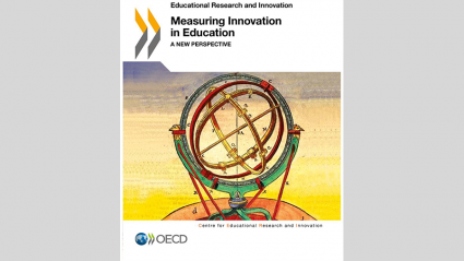Cover of the book: Measuring Innovation in Education: A New Perspective