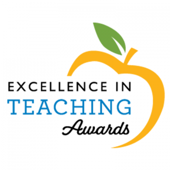 Excellence in Teaching Awards logo