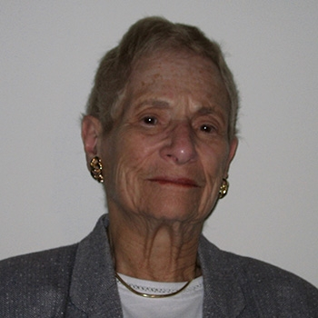 Ruth P. Zager '49 MD