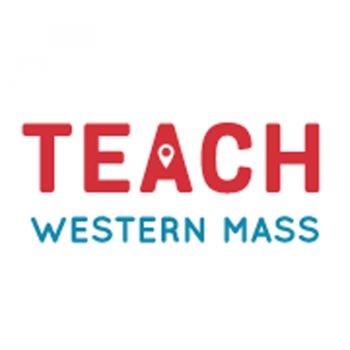 Teach Western Mass logo