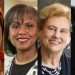 Anita F. Hill, Helen Drinan '69, Janet Mock and Lynn Pasquerella '80 are four vanguards who challenge restrictive social norms around gender.