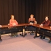 Women's History Month panelists with Lynn Pasquerella