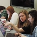 computer science students at Mount Holyoke College