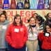 The middle school girls who take Rachelle Egipeiaco's College Access Workshop are introduced to the college search process with the hope that it becomes more accessible and less intimidating.
