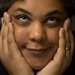 This is a photograph of Roxane Gay.
