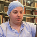 Zohar Berman '20 interns at the Yiddish Book Center, working with the center's Steiner Summer Yiddish Program and Wexler Oral History Project.