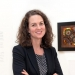 Abigail Hoover, the new museum registrar/collections manager for the Mount Holyoke College Art Museum