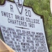 Image of Sweet Briar College sign